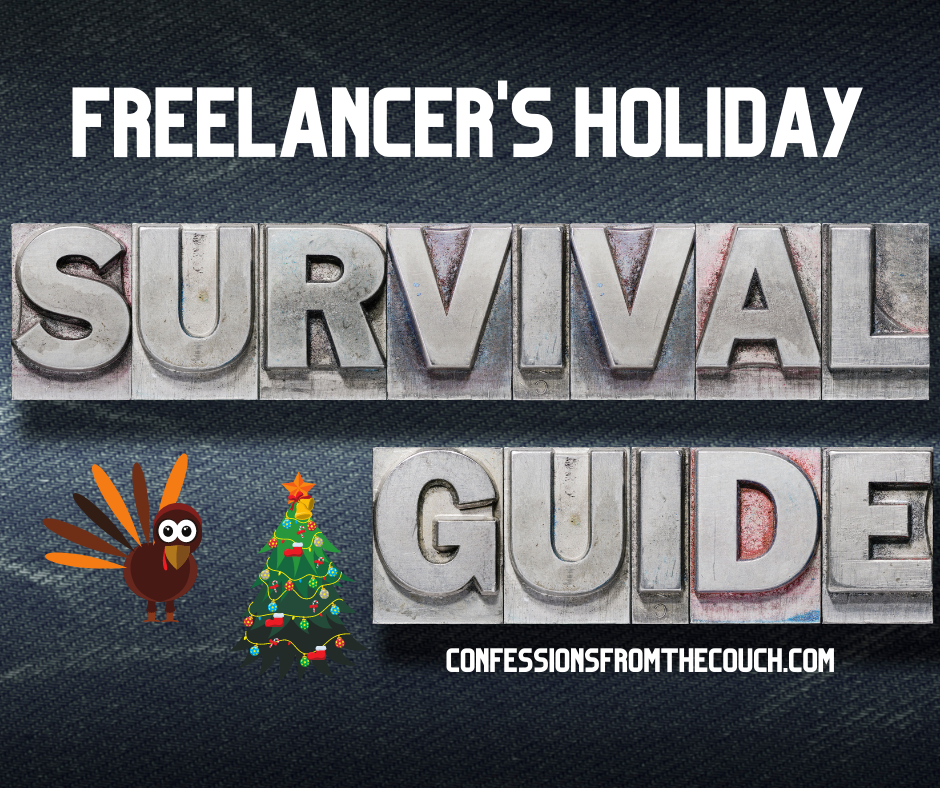 The freelancer's holiday survival guide provides actionable tips to help new freelancers survive the holiday lull.