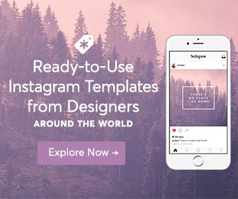 Easy to edit Instagram templates